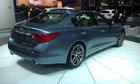 Infiniti Q50 Sport et Hybride 2014 – Images du Salon de l'auto de New York 2013 - 5