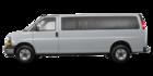 2017 GMC Savana 3500 PASSENGER LT