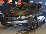 Honda Civic EX 4 PORTES GARANTIE PROLONGÉE JUSQU'À 120 000 KMS 2015 LÉVIS CHRYSLER, PAS AILLEURS!