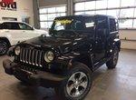 Jeep WRANGLER SAHARA 131$SEM.TOUT INCLUS  JEEP SAHARA 4X4 TOUT ÉQUIPÉ! 2016 NEUF/NEW/FLAMBANT NEUF!