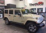 Jeep Wrangler Unlimited SAHARA/132$SEM.*CAMÉRAS/NAVIGATION/BAS KILOMÉTRAGE 2016 1 PROPRIÉTAIRE/MILLAGE CERTIFIÉ/INSPECTÉ/GARANTIE