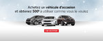 Promotion véhicules d'occasion Kia