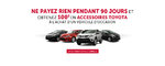 Véhicules d'occasion Toyota