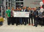 Kia St-Constant s'associe à l'Association de soccer de Roussillon