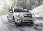 Subaru Forester 2017 : VUS compact de choix près de Montréal