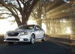 Du plaisir à l'année longue avec la Subaru Legacy 2017