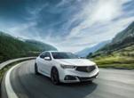 Toutes les versions de l'Acura TLX 2018