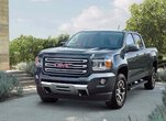 2016 GMC Canyon: Compact in Size and Efficiency