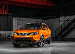 The new 2017 Nissan Qashqai is here