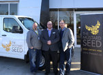 A new van for The Seed