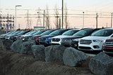 Évolution du concessionnaire automobile Ford à Saint-Basile-le-Grand