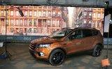 Ford Escape 2017 contre Nissan Rogue 2017 à Montréal : deux VUS de qualité