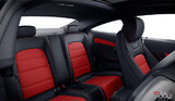 Red Pepper/Black - Two Tone AMG Nappa Leather