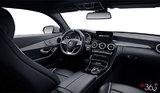 Cuir Nappa exclusif AMG noir (à piqûres grises)