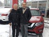 Toujours satisfait des produits Nissan