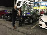 Jessica's first new car!, City Mazda