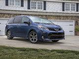 Toyota Sienna 2019 vs Honda Odyssey 2019 vs Dodge Caravan 2019 : Comment choisir?