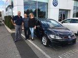 «L'attente est enfin terminée!!», Volkswagen Lachute