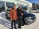 «Qualité du service et gentillesse de Normand !», Volkswagen Lachute