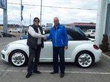 «Bon service belle voiture le tout chez Volkswagen Lachute!», Volkswagen Lachute