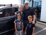 «Thank you for this beautiful car! Good service!», Volkswagen Lachute