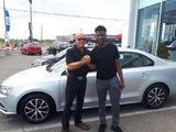 «Très belle expérience avec Normand chez Volkswagen Lachute très agréable!!», Volkswagen Lachute