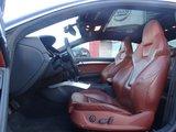 Audi S5 2009 V8 4.2L/4X4(QUATTRO)/CUIR/MANUELLE 6 VITESSE/