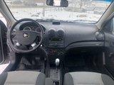 Chevrolet Aveo 2009 LS* 27 200km * LECTEUR CD*AUX* TRES PROPRE*