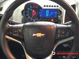 Chevrolet Sonic 2013 LT - DÉMARREUR - JAMAIS ACCIDENTÉ!!