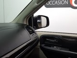 Dodge Grand Caravan 2017 CREW Stow n'go, très bel état, jamais accidenté