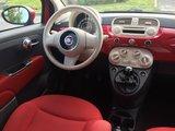 Fiat 500 2013 POP*MANUELLE*AIR CLIMATISE*LECTEUR CD MP3*AUXILIAI