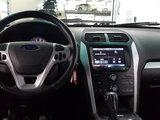 Ford Explorer 2014 XLT V6 AWD, navigation, hitch, 7 pass, DVD