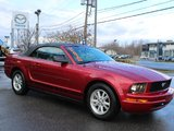 Ford Mustang 2007 V6*CONVERTIBLE*AUTO*AC*CUIR*GR ELEC*