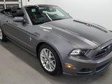 Ford Mustang 2013 V6 Premium, décapotable, cuir, bluetooth