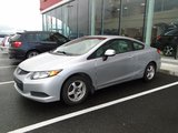 Honda Civic Cpe 2012 LX COUPE * MAGS*A/C*CRUISE* AUDIO AU VOLANT*