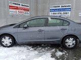 Honda Civic Hybrid 2012 HYBRIDE AUTOMATIQUE GPS SIÈGES CHAUFFANTS