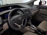 Honda Civic Sedan 2015 LX, sièges chauffants, caméra recul
