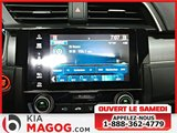 Honda Civic Sedan 2016 EX / JAMAIS ACCIDENTÉ / CUIR