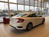 Honda Civic 2017 LX {Caméra, Sièges Chauffants, Bluetooth}
