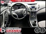 Hyundai Elantra 2015 L AIR CLIMATISÉ,