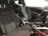 Hyundai Veloster 2015 1.6L- AUTOMATIQUE- BAS MILLAGE- JAMAIS ACCIDENTÉ!