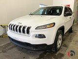 Jeep Cherokee 2014 SPORT FWD - HITCH - NOUVEL ARRIVAGE - FAUT VOIR!!