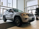 Jeep Grand Cherokee 2017 Limited 4x4 {Cuir, Toit Ouvrant}