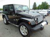Jeep Wrangler 2009 Sahara 66000kKM HARD TOP CLIMATISEUR