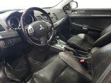 Mitsubishi Lancer 2010 GTS SPORTBACK - TOIT + CUIR + DÉMARREUR - AUBAINE!