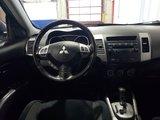 Mitsubishi Outlander 2011 LS- V6/3.0L- AWC-7 PASS-HITCH- DÉMARREUR- AUBAINE!