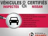 Nissan Maxima 2017 SV/CUIR/VOLANT CHAUFFANT/CAMÉRA DE RECULE/