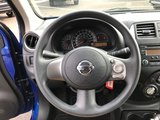 Nissan Micra 2015 S AUTOMATIQUE AIR CLIMATISÉ BLUETOOTH CERTIFIÉ