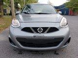 Nissan Micra 2015 SV - CERTIFIÉ - GARANTIE - MAGS-  DÉMARREUR!!!!
