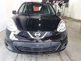 Nissan Micra 2018 SV- CERTIFIÉ- AUTOMATIQUE- JAMAIS ACCIDENTÉ!